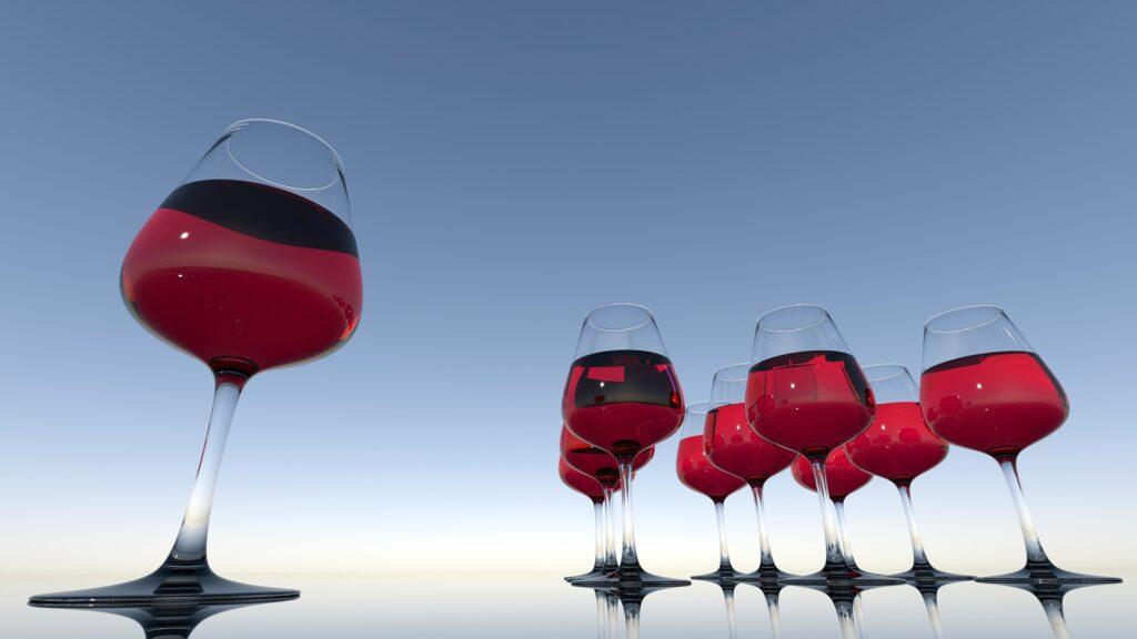 O vinho é uma das bebidas que, se bebida em quantidades adequadas, traz benefícios para o nosso corpo. Portanto, façamos um brinde à saúde.